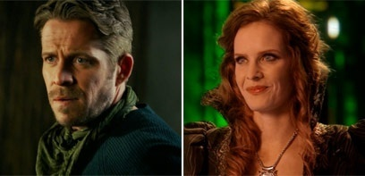 Once Upon a Time : Sean Maguire et Rebecca Mader promus réguliers